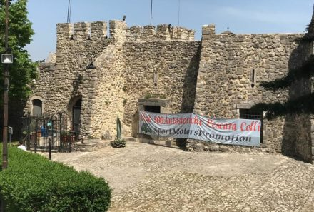 Regolarità Castello di Salle 29 Aprile 2018